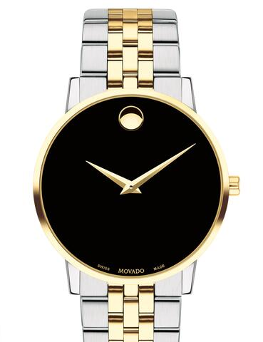 Movado Museum Classic Replica Watch 0607200 Cheap Price
