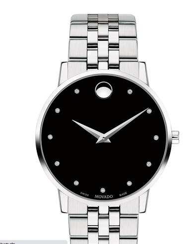 Movado Museum Classic Replica Watch 0607201 Cheap Price