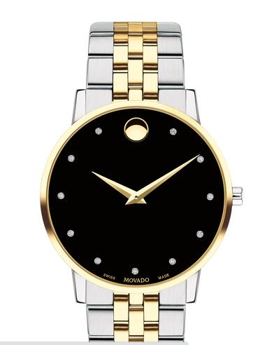 Movado Museum Classic Replica Watch 0607202 Cheap Price