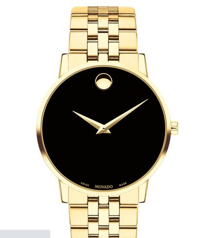 Movado Museum Classic Replica Watch 0607203 Cheap Price