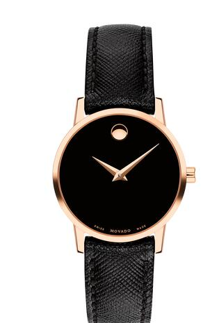 Movado Museum Classic Replica Watch 0607206 Cheap Price
