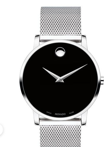 Movado Museum Classic Replica Watch 0607219 Cheap Price