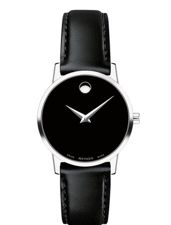Movado Museum Classic Replica Watch 0607274 Cheap Price