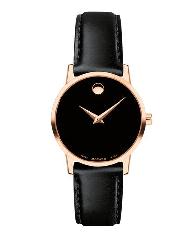Movado Museum Classic Replica Watch 0607276 Cheap Price