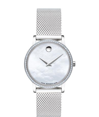 Movado Museum Classic Replica Watch 0607306 Cheap Price