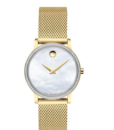 Movado Museum Classic Replica Watch 0607307 Cheap Price