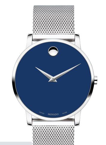 Movado Museum Classic Replica Watch 0607349 Cheap Price
