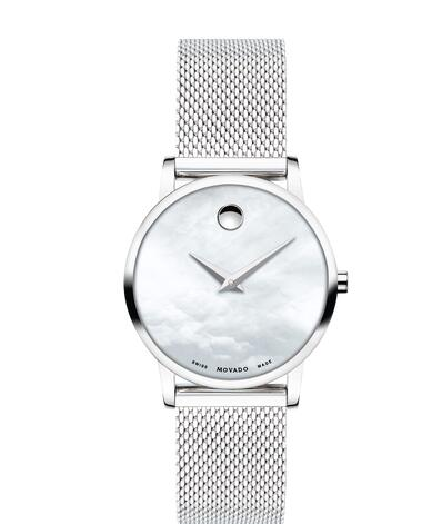 Movado Museum Classic Replica Watch 0607350 Cheap Price