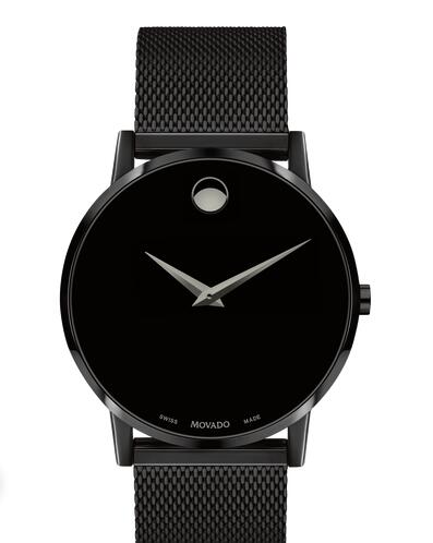 Movado Museum Classic Replica Watch 0607395 Cheap Price