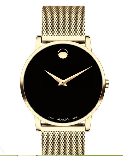 Movado Museum Classic Replica Watch 0607396 Cheap Price