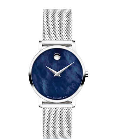 Movado Museum Classic Replica Watch 0607425 Cheap Price