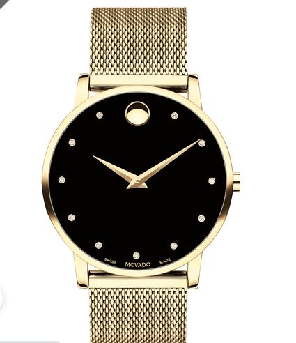 Movado Museum Classic Replica Watch 0607512 Cheap Price