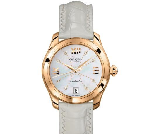 Glashutte Original Lady Serenade Watch Price Replica 1-39-22-12-01-04