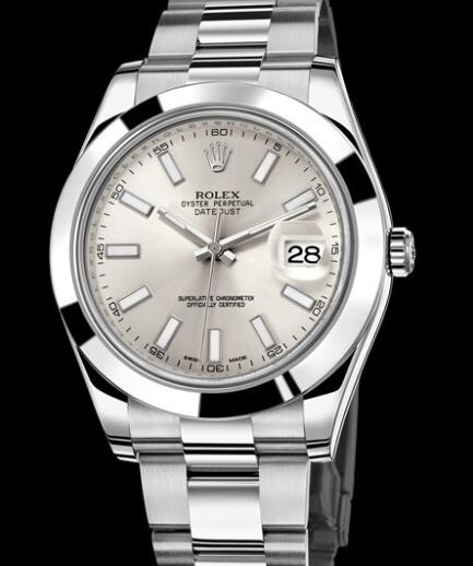 Rolex Watches Oyster Perpetual Datejust II 116300-72210 Steel