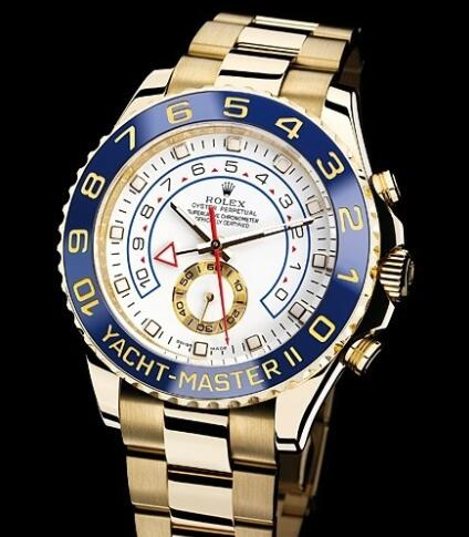 Rolex Watch Oyster Perpetual Yacht-Master II 116688 Yellow gold