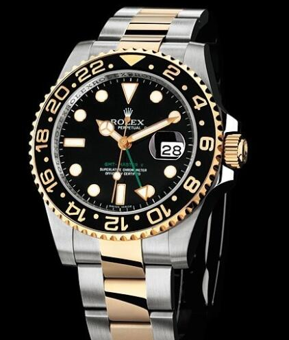 Rolex Watch Oyster Perpetual GMT-Master II Rolesor 116713 LN / 78203 Yellow Rolesor