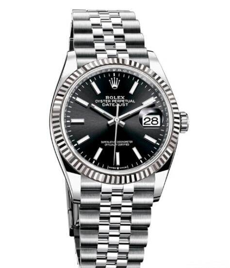Fake Rolex Women Watch Datejust 36 Oyster Perpetual 126234 White Rolesor