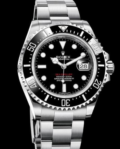 Rolex Oyster Perpetual Watches Oyster Perpetual Sea-Dweller 126600 Steel - Steel Bracelet