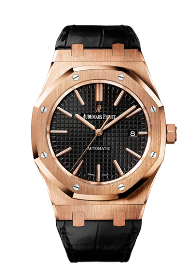 Replica Audemars Piguet ROYAL OAK Watch ROYAL OAK OPENWORKED EXTRA-THIN 15400OR.OO.D002CR.01