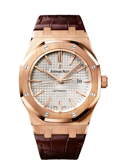 Replica Audemars Piguet ROYAL OAK Watch ROYAL OAK OPENWORKED EXTRA-THIN 15400OR.OO.D088CR.01