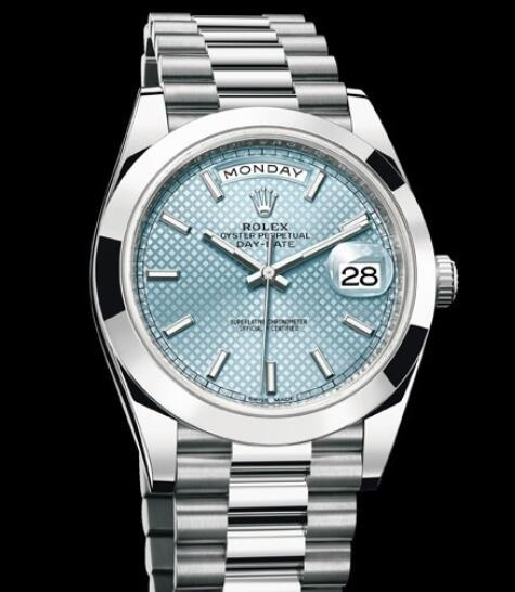 Rolex Oyster Perpetual Watches Day-Date 40 228206 - 83416 Platinum