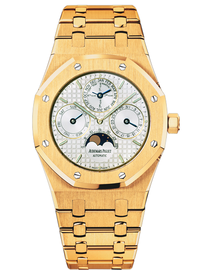 Replica Audemars Piguet ROYAL OAK Watch ROYAL OAk PERPETUAL CALENDAR 25820BA.OO.0944BA.02