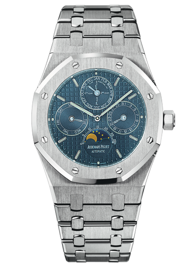 Replica Audemars Piguet Royal Oak Replica Watch ROYAL OAk PERPETUAL CALENDAR 25820ST.OO.0944ST.04