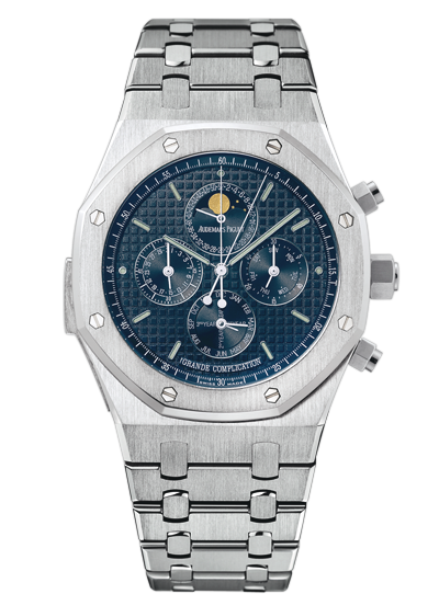 Replica Audemars Piguet ROYAL OAK Watch ROYAL OAk OPENWORKED GRANDE COMPLICATION 25865BC.OO.1105BC.01