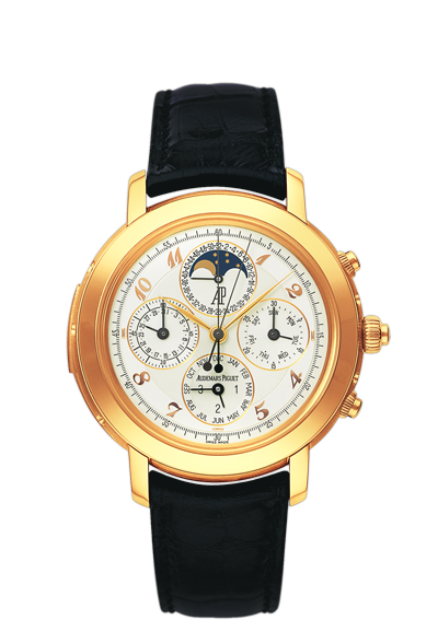 Replica Audemars Piguet Jules Audemars Watch GRANDE COMPLICATION 25866OR.OO.D002CR.02