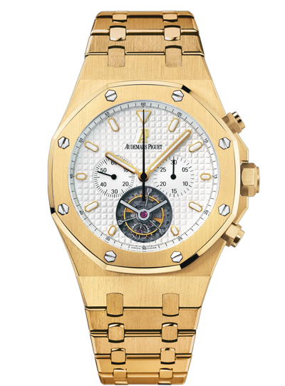 Replica Audemars Piguet ROYAL OAK Watch ROYAL OAk TOURBILLON CHRONOGRAPH 25977BA.OO.1205BA.02