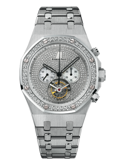 Replica Audemars Piguet ROYAL OAK Watch ROYAL OAk TOURBILLON CHRONOGRAPH 26039BC.ZZ.1205BC.01