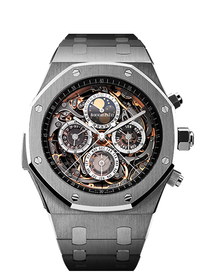 Replica Audemars Piguet ROYAL OAK Watch ROYAL OAk OPENWORKED GRANDE COMPLICATION 26065IS.OO.1105IS.01