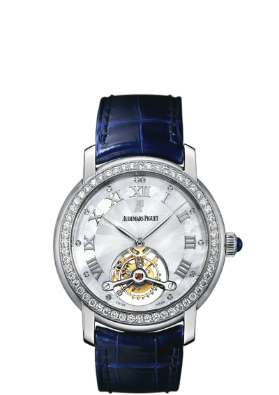 Replica Audemars Piguet Ladies Royal JULES AUDEMARS Collection Watch TOURBILLON 26084BC.ZZ.D056CR.01