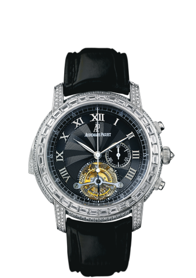 Replica Audemars Piguet Jules Audemars Watch MINUTE REPEATER TOURBILLON CHRONOGRAPH 26118BC.ZZ.D002CR.01