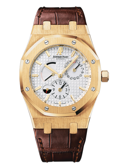Replica Audemars Piguet ROYAL OAK Watch ROYAL OAk DUAL TIME 26120BA.OO.D088CR.01