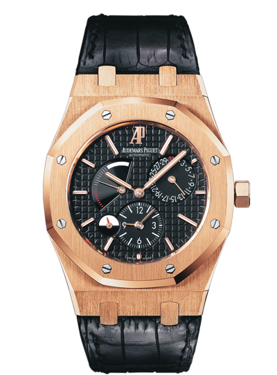Replica Audemars Piguet ROYAL OAK Watch ROYAL OAk DUAL TIME 26120OR.OO.D002CR.01