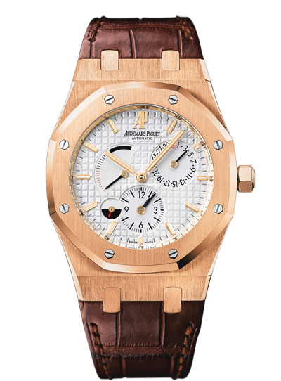 Replica Audemars Piguet ROYAL OAK Watch ROYAL OAk DUAL TIME 26120OR.OO.D088CR.01