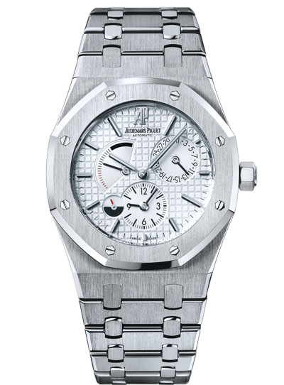 Replica Audemars Piguet ROYAL OAK Watch ROYAL OAk DUAL TIME26120ST.OO.1220ST.01