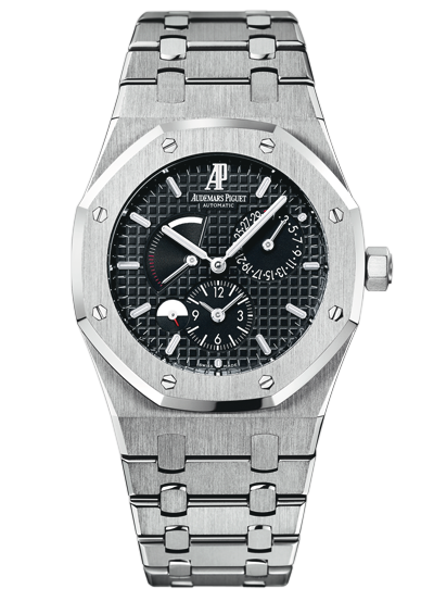 Replica Audemars Piguet ROYAL OAK Watch ROYAL OAk DUAL TIME 26120ST.OO.1220ST.03