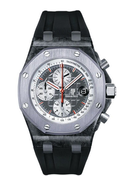 Replica Audemars Piguet Audemars Piguet Royal Oak Offshore Watch CHRONOGRAPH MICHAEL SCHUMACHER 26202AU.OO.D002CA.01