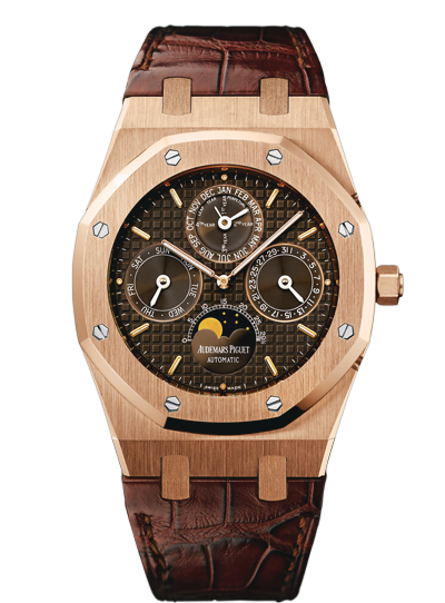 Replica Audemars Piguet ROYAL OAK Watch ROYAL OAk PERPETUAL CALENDAR 26252OR.OO.D092CR.01
