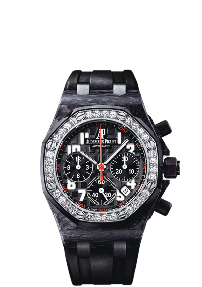 Replica Audemars Piguet Ladies Royal Oak Offshore Collection Watch CHRONOGRAPH 26267FS.ZZ.D002CA.01