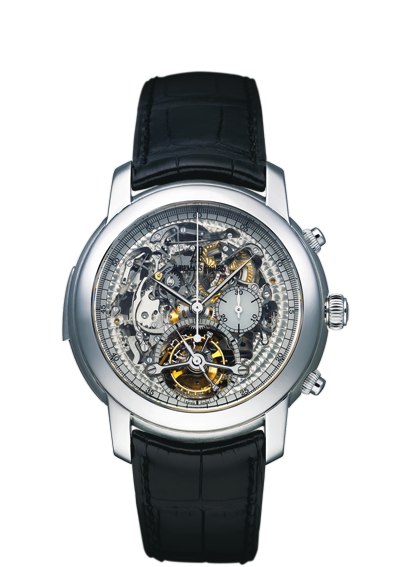 Replica Audemars Piguet Jules Audemars Watch MINUTE REPEATER TOURBILLON CHRONOGRAPH 26270PT.OO.D002CR.01