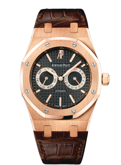 Replica Audemars Piguet ROYAL OAK Watch ROYAL OAk DAY & DATE 26330OR.OO.D088CR.01