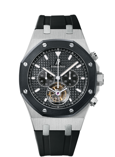 Replica Audemars Piguet ROYAL OAK Watch ROYAL OAk TOURBILLON CHRONOGRAPH 26377SK.OO.D002CA.01