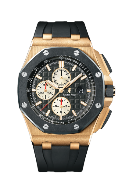 Replica Audemars Piguet Audemars Piguet Royal Oak Offshore Watch CHRONOGRAPH MICHAEL SCHUMACHER 26400RO.OO.A002CA.01