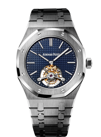 Replica Audemars Piguet ROYAL OAK Watch ROYAL OAk EEXTRA-THIN TOURBILLON 26510ST.OO.1220ST.01