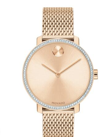 MOVADO BOLD SHIMMER 3600657 Replica Movado Watch Cheap Price