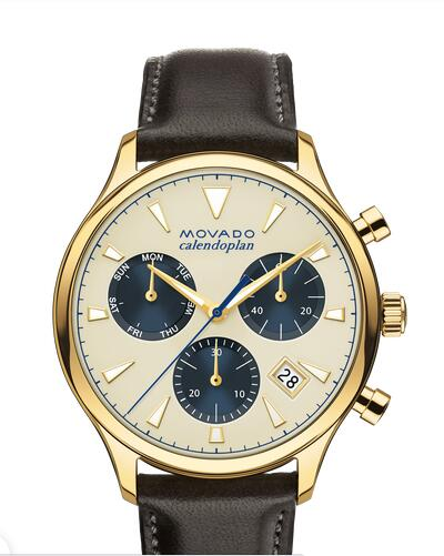 MOVADO HERITAGE SERIES 3650007 Replica Watch Cheap Price