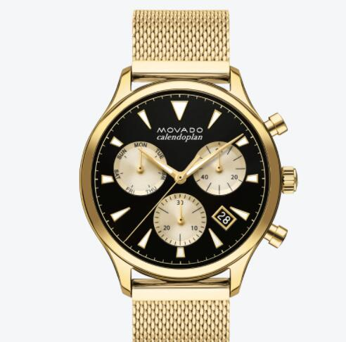 MOVADO HERITAGE SERIES 3650098 Replica Watch Cheap Price